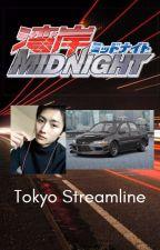 Wangan Midnight: Tokyo Streamline by chido_hamii