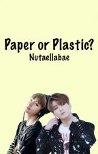 Paper or Plastic?-Taekook by Nutaellabae
