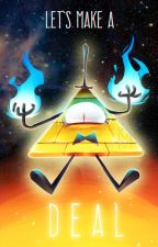 Bill Cipher by pribeh-ohnivouse