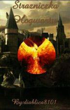 Strażniczka Hogwartu by diablica8101