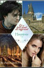 Et si tout avait été différent... HARMIONE ( Terminée ) by Harmione_KaraMel_30