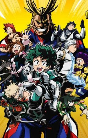 My hero Academia rp! welcome to U.A. New students! by Ghost-Coffee