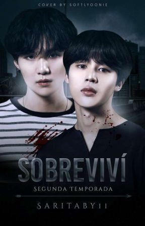 Sobreviví |Yoonmin| by Saritaby11