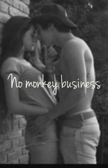 No Monkey Business {Josh Matthews x reader}