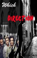 Which Direction by KaylaJacs