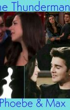 The Thundermans Phoebe y Max by Girl-sucia