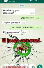 El juego comenzó - WhatsApp. by MissAhre