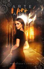 Arte pro Arte - Book Covers ZAKOŃCZONE by marvellooo