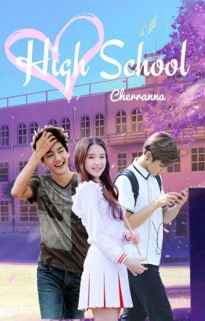 High School: GOT7, BTS, and EXO by Cherranna