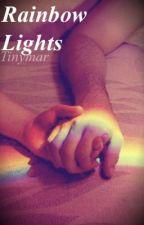 Rainbow Lights // Jack Avery A.U. by tinymar