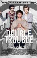 Double Trouble // Larry by -kingnarrie