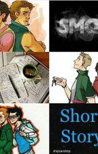 Short Story by tiny_ce