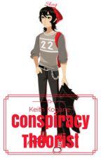 Conspiracy Theorist || Keith Kogane x Reader by Hellite