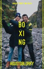 boxing ¡! jd + tj by agustdblurry