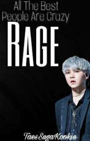 Rage ⌲ YoonMin by cumslutgguk