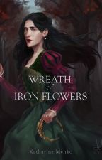 Венок из железных цветов by Katharine-Menko