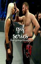 Gif Series ¬ Wrestling by RampaigerQueen
