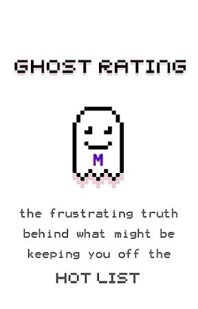 GHOST RATING - A Warning for Wattpad Writers of all Kind by HeartsyFartsy