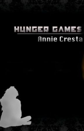 The Hunger Games: Annie Cresta by katpry