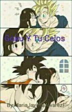 Goku Y Tu Celos by MaraJavieralvarezFlo