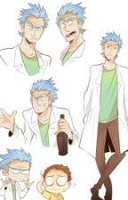 The Young Rick (Rick Sanchez x Reader) by ItsTotalyBlue