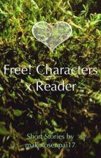 Free! Characters x Reader by makotosenpai17