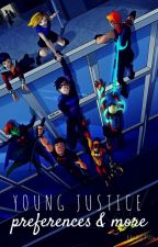 young justice | preferences and more by to_be_seen_or_not