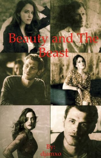 Beauty and The Beast(Klaus Mikaelson)