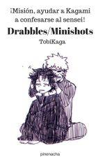 • ¡Misión, ayudar a Kagami a confesarse al sensei! • Serie de drabbles/mini-shot by pinenacha