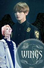 Wings ||VMIN by wolvscalligraph