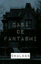 casa dei fantasmi; 98-00'L by chalkkk