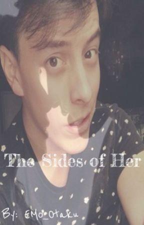 The Sides of Her [Thomas Sanders x Reader] by EM0_Otaku