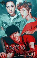 7days to fu**  kyungsoo by daddy_hun