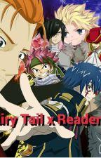 Fairy tail x reader by Aishiro-chan