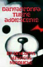 Danganronpa : Tuerie adolescente by unicorns_business