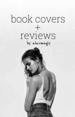 book covers + reviews [closed for catchup] by alarmingly