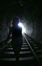Dívka ve tmě  by MarieBodnrov