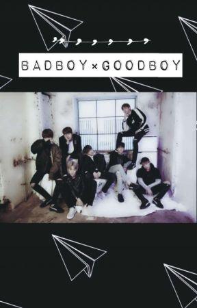 BADBOY×GOODBOY by kk_btsarmy52