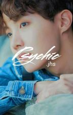 ❝ psychic ❞ . jhs by booratchaii