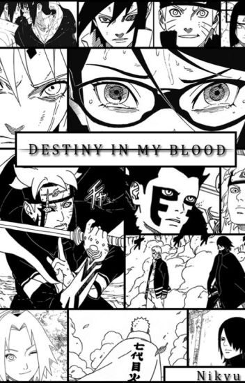 Destiny in my blood