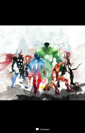 Avengers/Marvel Imagines **Mostly Platonic** by YTShadowWolf