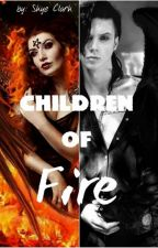 Children Of Fire || Andy Biersack  by Ms_SkyeClark