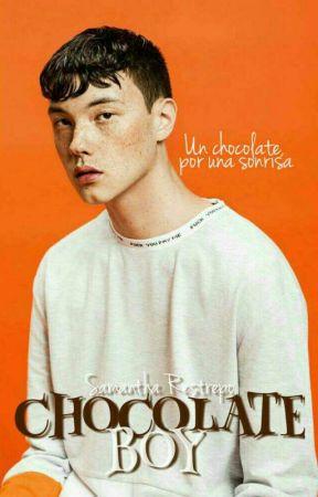 Chocolate Boy. ©  by LunamMundi