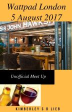 Wattpad London Unofficial Meet Up - London 5 Aug 2017 by wrightstory