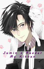 Jumin x Fem!Reader ⇼ My Kitten by thatsokayy