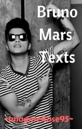 Bruno Mars Texts by ImagineRose95