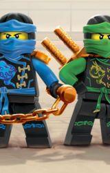 Lloyd and the ninja's by craysmith