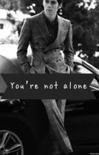 You're not alone // Newtmas by Newtmas-Dylmas-TMR