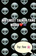 """Mr Sweet Talker Yang Weird"" by kimochi_fee"