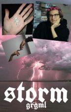 storm | gargamel by pesymizmx